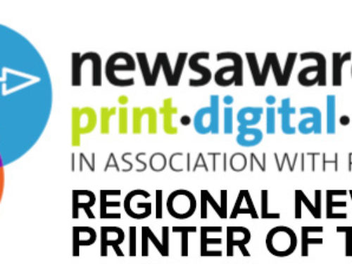 MORTONS PRINT DOES THE DOUBLE AT THE NATIONAL NEWS AWARDS 2018