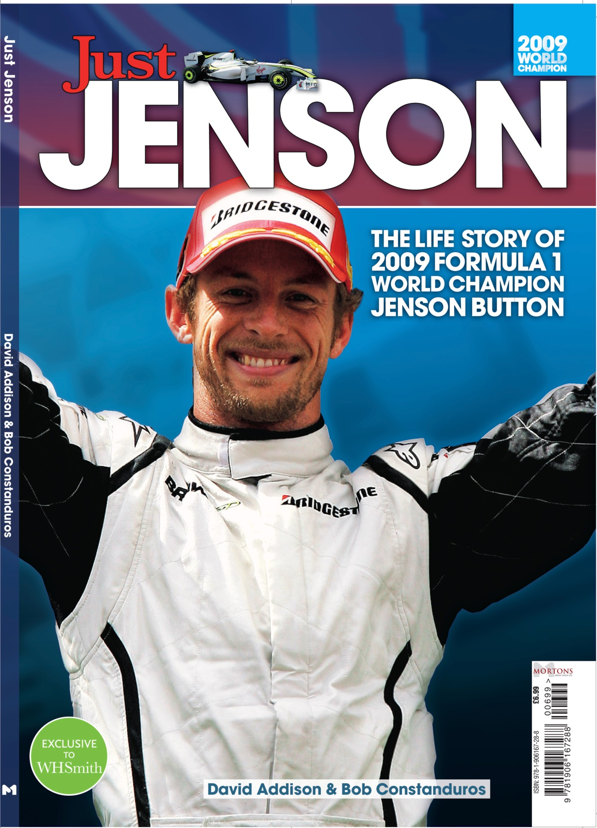 Just Jenson Bookazine